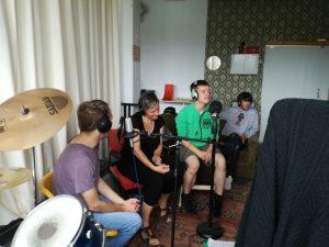 Songwerkstatt im Studio