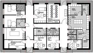 Lutz Herzog Architekt - werkstatt zwei - Grundriss Betriebsgelände